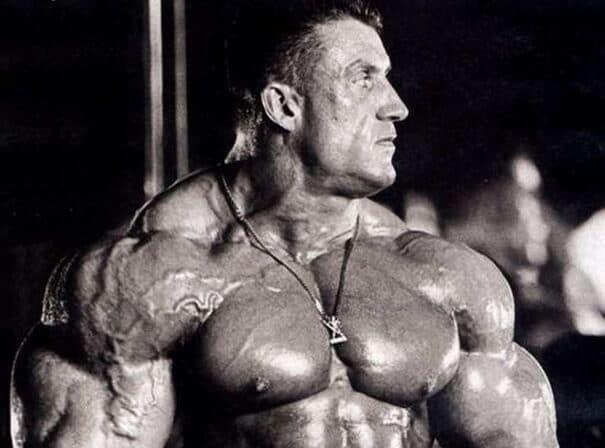 Doryan Yates en su límite muscular genético