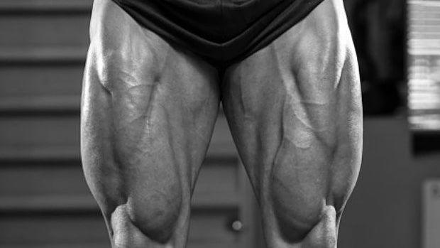 masa muscular en las piernas