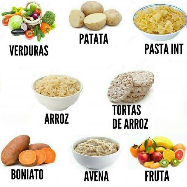 azucares carbohidratos