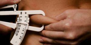 medir grasa corporal