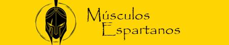 logo musculos espartanos