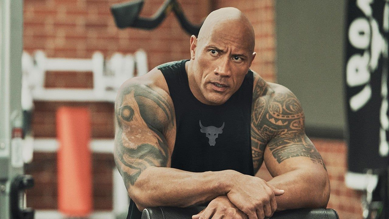 rutina de dwayne johnson the rock