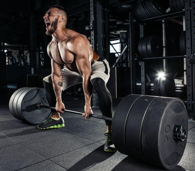 rutinas para ganar músculo