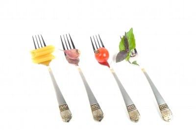 ejemplo de dieta disociada