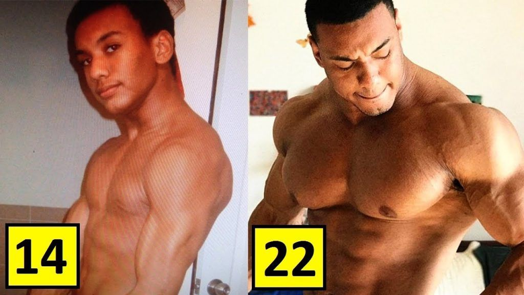 larry wheels antes y despues