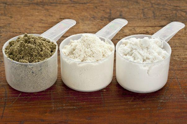 sabores proteina en polvo