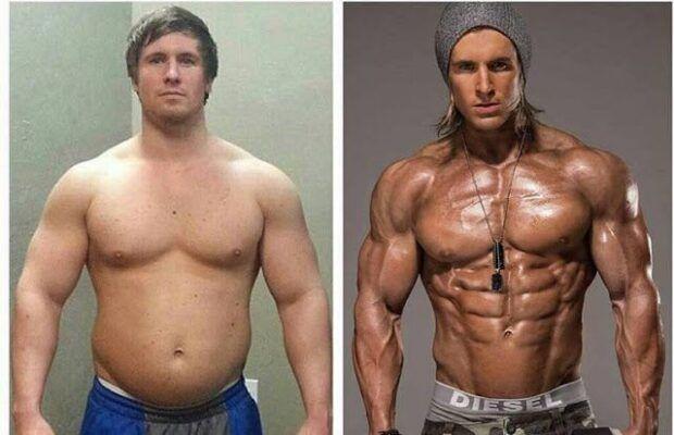 perdida de grasa transformacion